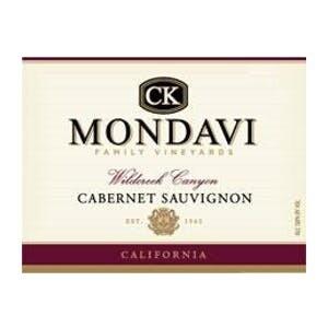 Mondavi Cabernet Sauvignon 1.5L