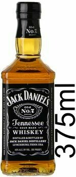 Jack Daniel's Tennessee Whiskey 375ml