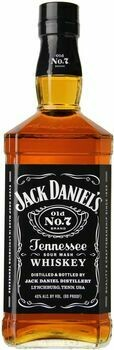 Jack Daniel's Tennessee Whiskey 1L