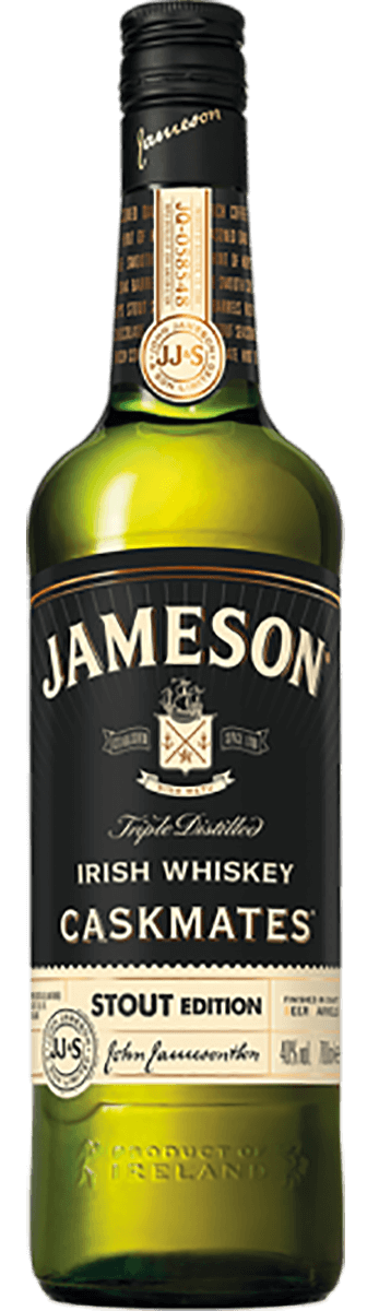 Jameson Caskmates Stout Edition 1.0L