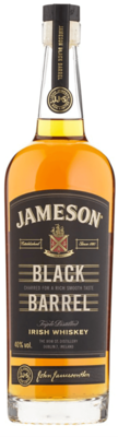 Jameson Black Barrel 1.0L