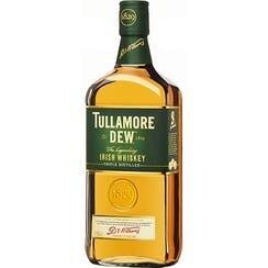 Tullamore Dew Irish Whiskey 1.0L
