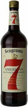 Seagrams 7 Crown  Whiskey 1.0