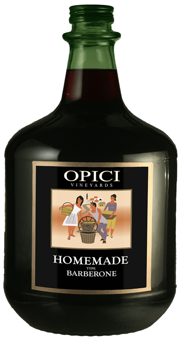 Opici Homemade Red 3L Box