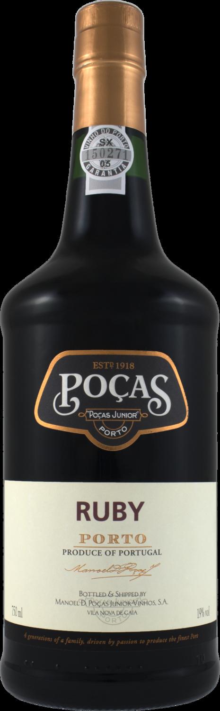 Pocas Junior Ruby Porto 750ml