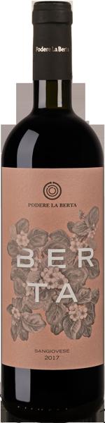 Podere La Berta Sangiovese di Romagna 'BERTA' 750ml