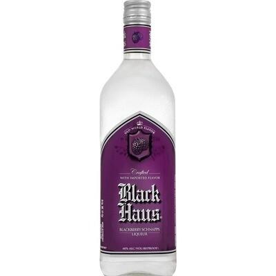 Black Haus Blackberry Schnapps 1L