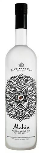 Baron Nahmias Mahia Fig Brandy 750ml
