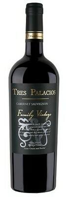 Tres Palacios Family Vintage Cabernet Sauvignon 750ml
