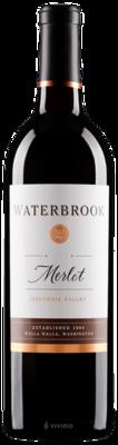 Waterbrook merlot 750