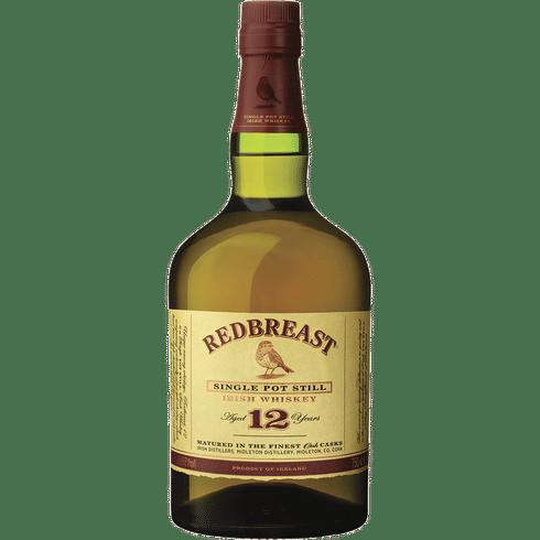 Redbreast 12 Year Irish Whiskey 750ml