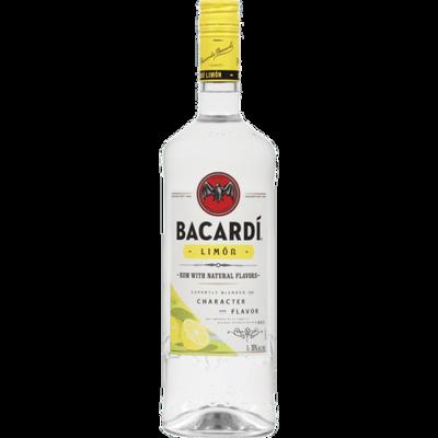 Bacardi Limon Rum 1.0L