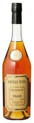 Darvelle VSOP French Brandy 1.0L
