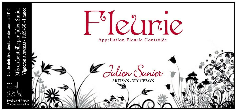 Julien Sunier Fleurie 750ml