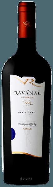 Ravanal Reserva Merlot 750ml