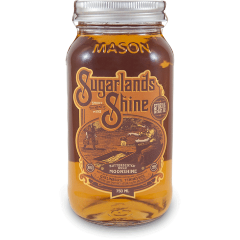 Sugarlands Butterscotch Moonshine 750ml