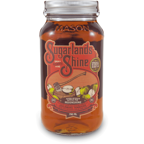 Sugarlands Apple Pie Moonshine 750ml
