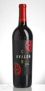 Avalon Cabernet Sauvignon 750ml