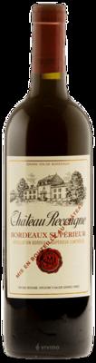 Chateau Recougne Bordeaux Superieur 750ml