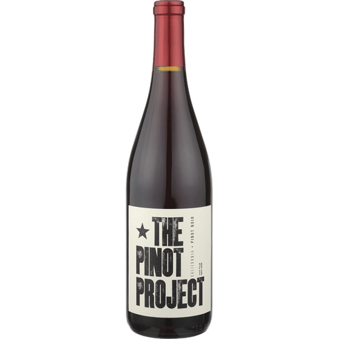 Pinot Project Pinot Noir 750ml