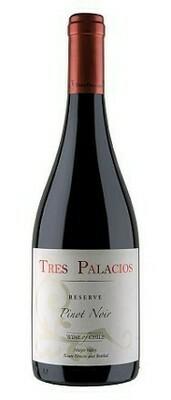 Tres Palacios Pinot Noir 750ml