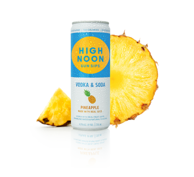 High Noon Pineapple 4/355ml Cans