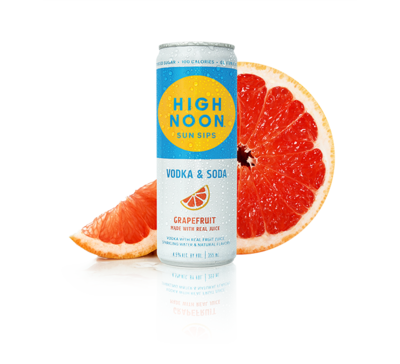 High Noon Grapefruit 4/355ml Cans