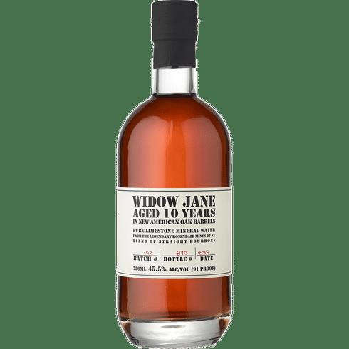 Widow Jane 10 Year Straight Bourbon Whiskey 750ml