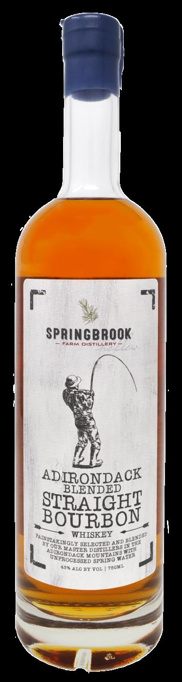 Springbrook Hollow Adirondack Blended Straight Bourbon 750ml