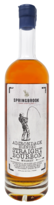Springbrook Hollow Adirondack Blended Straight Bourbon 750ml