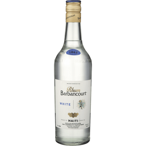 Rhum Barbancourt White 750ml