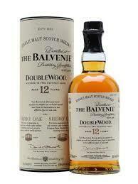 Balvenie Scotch DW 12 Yr.