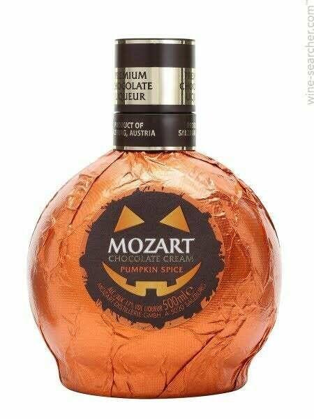 Mozart Pumpkin Spice Liqueur 750ml