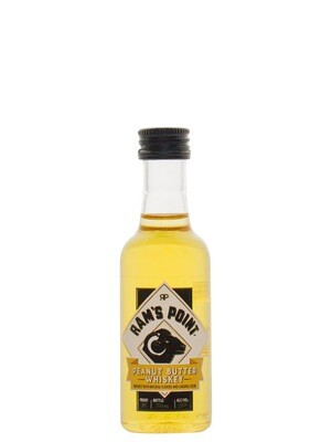 Rams Point Peanut Butter Whiskey 50ml