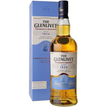 Glenlivet Founder's Reserve Single Malt Scotch Whisky 750ml