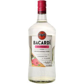 Bacardi Raspberry Rum 1.75L