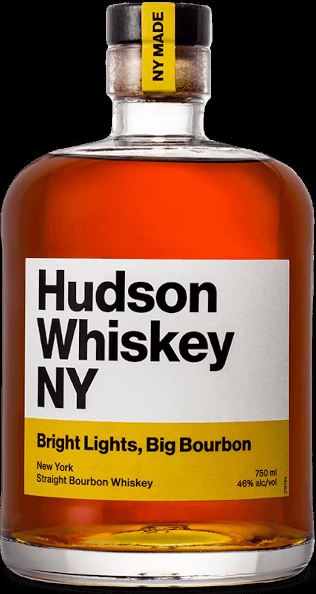 Hudson Bright Lights Big Bourbon 750ml