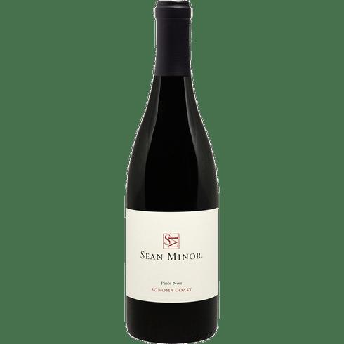 "Sean Minor ""Sonoma Coast"" Pinot Noir 750ml"
