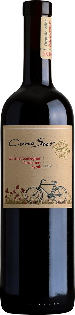 Cono Sur Organic Cabernet Carmenere 750ml