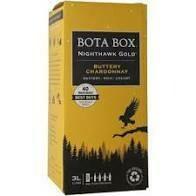 Bota Box Nighthawk Gold  Butter Chardonnay 3L