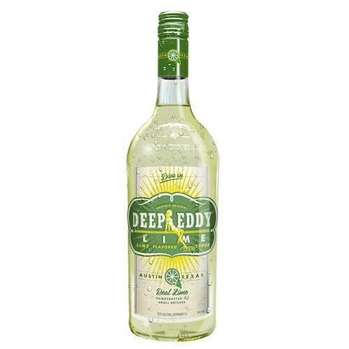 Deep Eddy Lime Vodka 1L