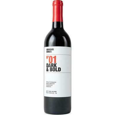 Obvious Wines Nº 01 Dark & Bold Red Blend 750ml