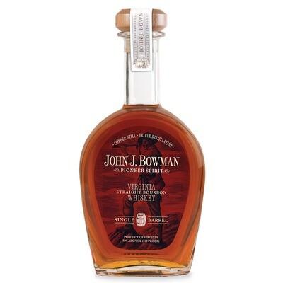 John Bowman Bourbon 750ml