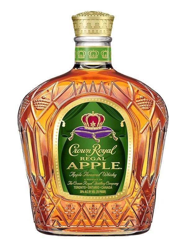 Crown Royal Regal Apple Whisky 750ml