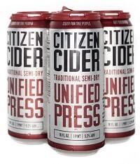Citizen Cider Uni Press 4/pk