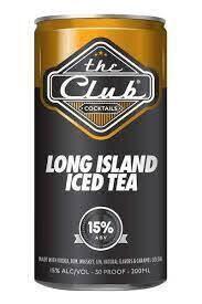 Club Long Island Ice Tea 200ml Can