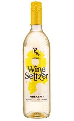 Bae Wine Seltzer - Pineapple 750ml