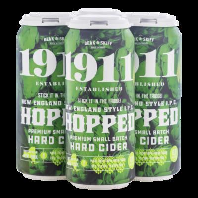 1911 New England IPC Hopped Hard Cider 4/16oz Cans