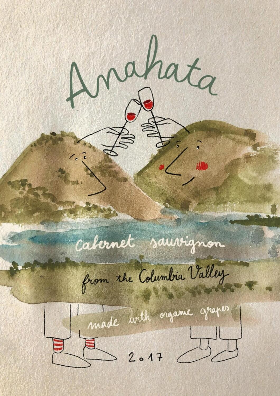 Anahata Cabernet Sauvignon 750ml