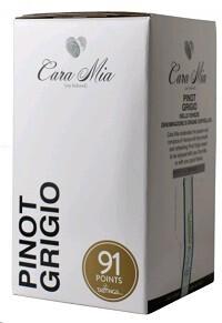 Cara Mia Pinot Grigio 3L
